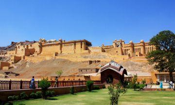 Delhi Agra Jaipur Ranthambhore