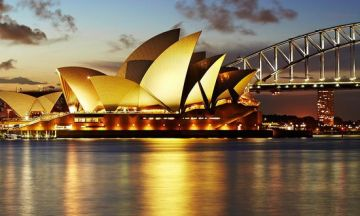 Australia 9 nights/10 Days