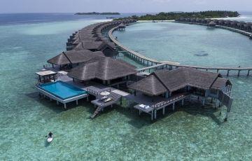 Honeymoon in  Maldives ....a dream destination