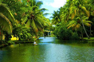 Cochin Munnar Alleppey Tour 5 Days