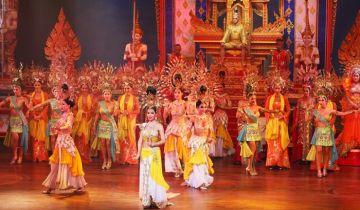 Grand Phuket Pattaya and Bangkok