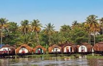 3 Nights 4 Days Munnar Alleppey Holiday Package Rates