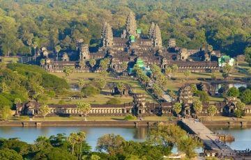 Grand Cambodia Phnom Penh & Siem Reap Tour
