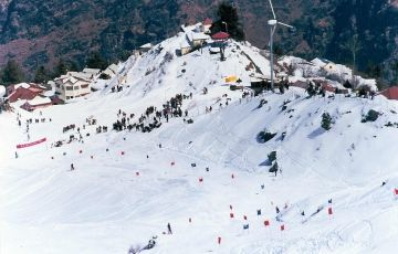 05 Days Auli Package