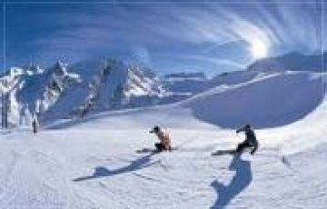 Snow and peace tour of AULI