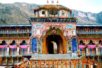 Badrinath Tour Package 2018 Ex New Delhi