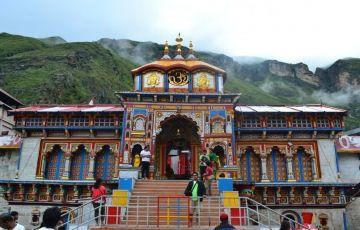 Badrinath  Temple Tour Ex - Delhi