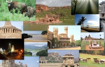 Bangalore, Mysore, Coorg , Ooty(6 nights /7 days)