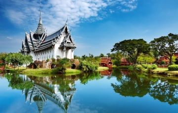 Exotic Thailand 5 Night (Ex-Kolkata)