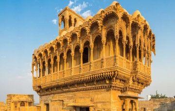 Holiday To Jaisalmer