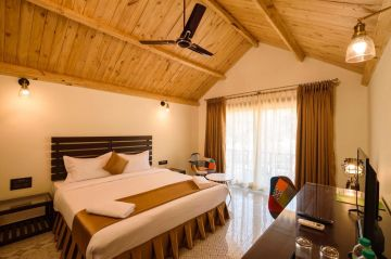Goa Hotel Holidays with Cottages Stay at 4 Star Stone Woods Resorts & Spa @Rs 7199