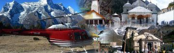 TPJ-24 Do Dham Yatra by Helicopter