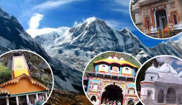 Special Helicopter Package for Chardham Yatra