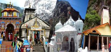 Chardham Deluxe Group Yatra Package 2019 Ex New Delhi