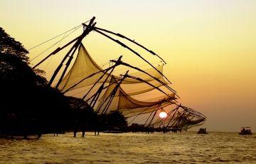 Thrilling Kerala with Kanyakumari - 3* Pkg