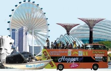 Singapore Tour Package at low cost