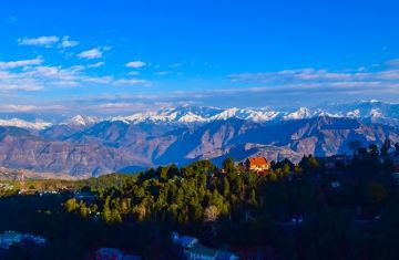 MAGICAL MANALI WITH DHARAMSHALA BY CAB 4 NIGHTS AND 5 DAYS