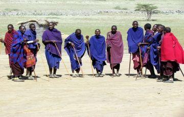 Tanzania bold and beautiful.