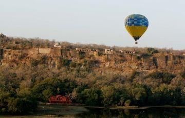 Ranthambore - Jaipur Fort & Forest Tour