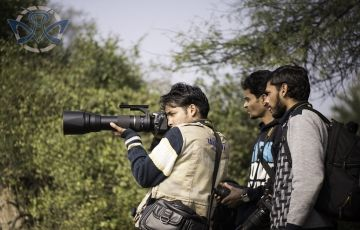 Birding at Bharatpur Bird Sanctuary