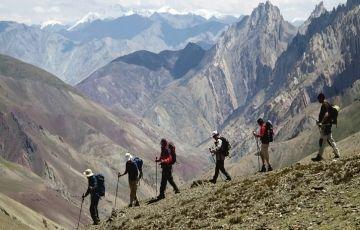The Ladakh Roadtrip Package