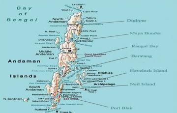 Andaman Islands – 3N/4D