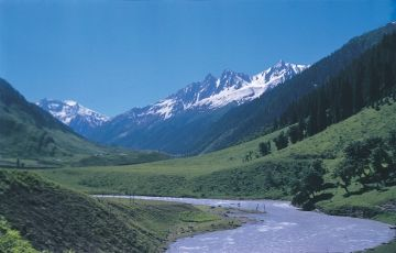 Sweet Kashmir Tour