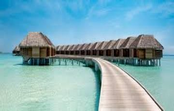 Maldives Starts 3 Nights / 4 Days