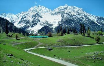 Majestic Kashmir 3 Nights / 4 Days