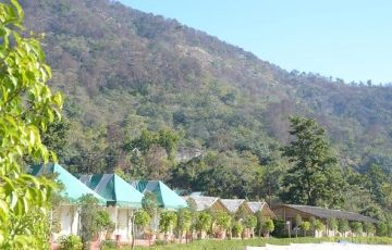 Jungle Camping River Rafting Package - April to June