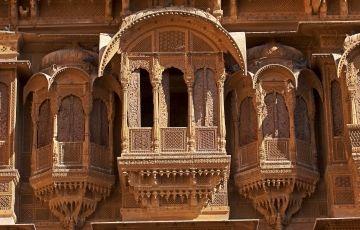 Taste Of Rajasthan Jaipur - Jaisalmer Package