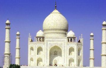 Taj Mahal Agra  Delhi to Agra Overnight Trip