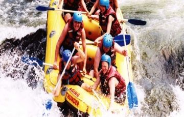River Rafting Rishikesh - 1 Night Stay at Luxury Camp