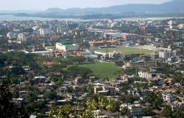 Guwahati- Meghalaya and Kaziranga Tour