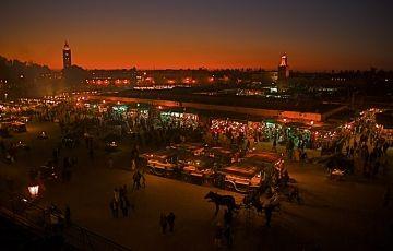 Morcco Desert Tours From Marrakech