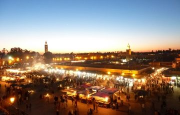 Morocco Desert Excursion Tour