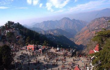 Shimla Manali Chandigarh Tour Package