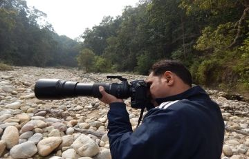 Budget Tour Corbett with Uttarakhand