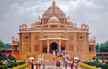 Ahemdabad -Dwarka- Somnath Tour