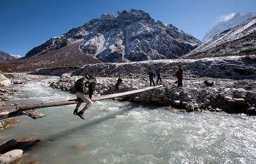 Gochala with Rathong Glacier Trek-Sikkim