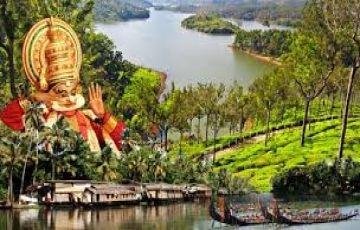 Cochin-Munnar-Thekkady-Alleppey-Kovalam Package