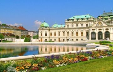 Italy and Austria Tour Package