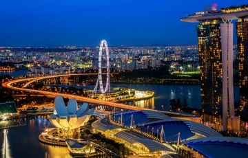 Singapore Just in 3 Days from Chennai