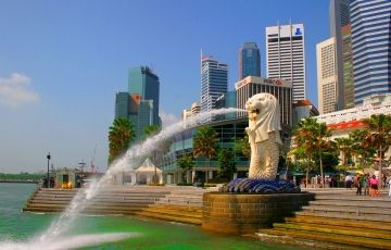 Singapore in Star Cruise Tour Package