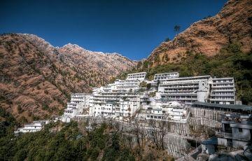 Delight Vaishno Devi Tour Package Railway