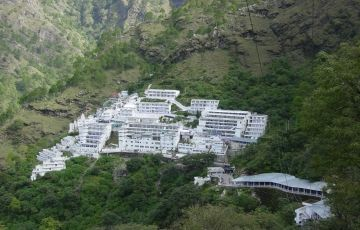 Blissful Vaishno Devi Tour Package By Air