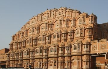 Short & Touched Rajasthan