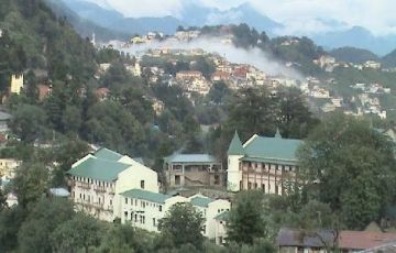 Hill Of The Queen Mussoorie