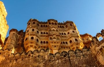 Blissful Rajasthan Package