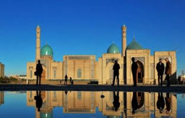 Tashkent(Uzbekistan) 3 Nights / 4 Days